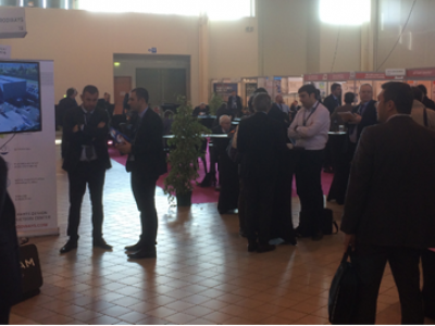 Subcontex en Aerospace Additive Manufacturing Summit 2017 en Toulouse